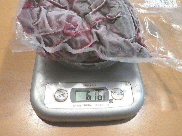 SiSO-LAB☆ふるさと納税・北海道白糠町・エゾ鹿肉スライス600g。重さもばっちり!