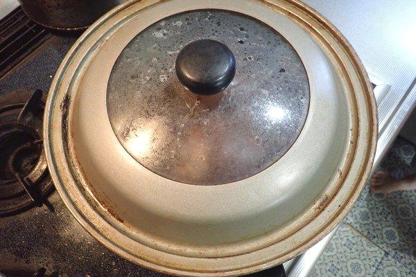 SiSO-LAB☆ふるさと納税・徳島県那賀町、阿波ジビエ 那賀町産シカ肉 ・イノシシ肉の合挽ミンチでハンバーグ。蒸し焼きにします。