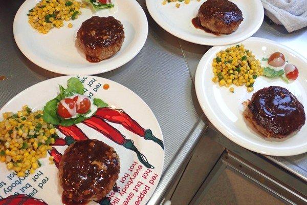 SiSO-LAB☆ふるさと納税・徳島県那賀町、阿波ジビエ 那賀町産シカ肉 ・イノシシ肉の合挽ミンチでハンバーグ。家族4人分