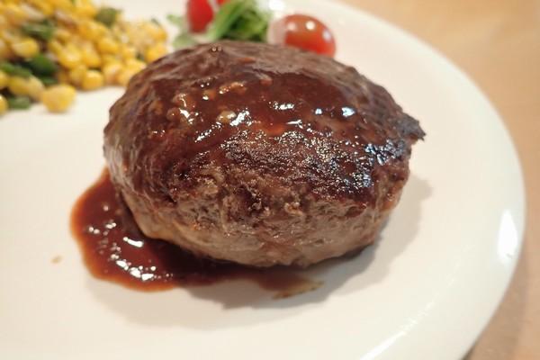SiSO-LAB☆ふるさと納税・徳島県那賀町、阿波ジビエ 那賀町産シカ肉 ・イノシシ肉の合挽ミンチでハンバーグ。こんもり厚みのあるハンバーグ。